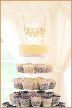 Salma's Cupcake Tower
